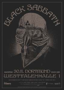 black-sabbath-poster dortmund