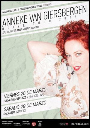 anneke_poster_gira2014