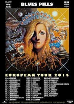 Blues-Pills-European-Tour-2014-Flyer